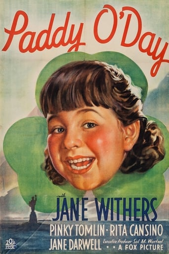 Poster of Paddy O'Day