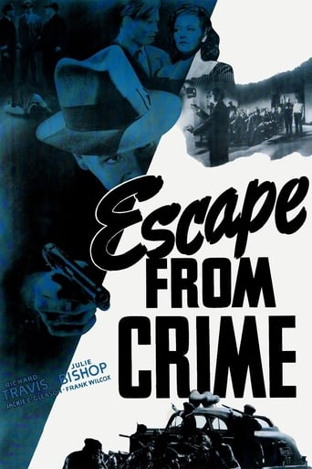 Poster of Escape from Crime