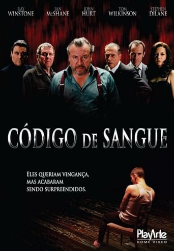 Poster of Código de Sangue