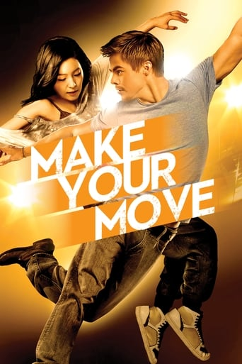 Make Your Move (2013) - poster