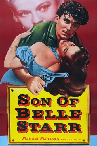 Poster of Son of Belle Starr