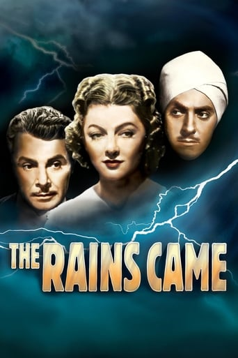 Poster of The Rains Came