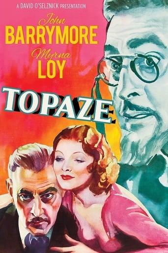Poster of Topaze