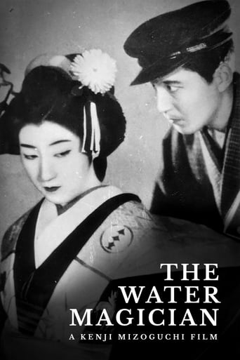 Poster of The Water Magician