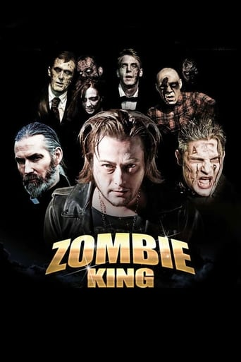 Poster of The Zombie King