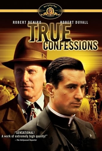 voir film Sanglantes confessions  (True Confessions) streaming vf
