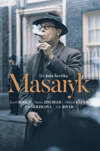 Poster of Masaryk