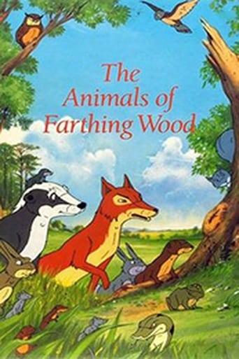 Poster of Los animales del bosque