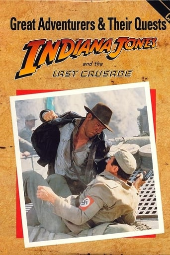 Great Adventurers & Their Quests: Indiana Jones and the Last Crusade