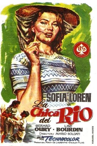 Poster of La chica del río