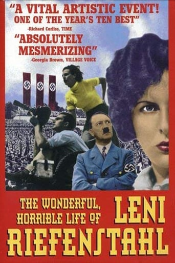 Watch The Wonderful, Horrible Life of Leni Riefenstahl Online