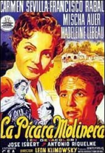 Poster of La pícara molinera
