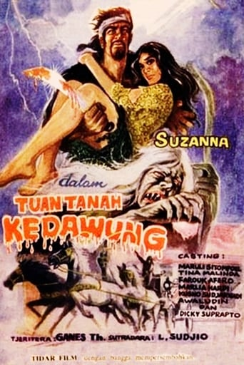 Poster of The Master of Kedawung