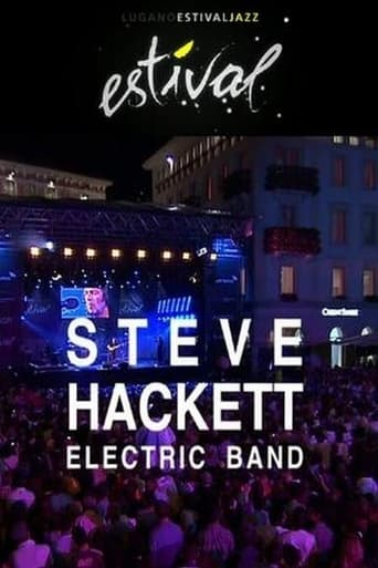 Steve Hackett - Electric Band - Estival Jazz Lugano