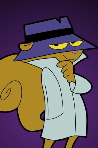 Capitulos de: Super Secret Secret Squirrel