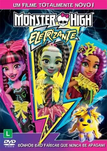 Monster High: Eletrizante - Poster