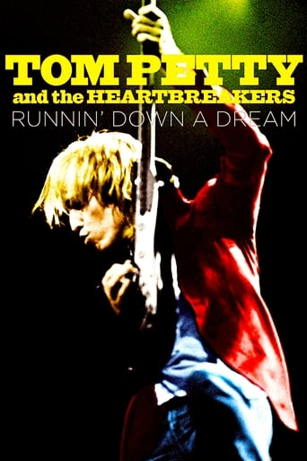 Poster of Tom Petty and the Heartbreakers: Runnin' Down a Dream