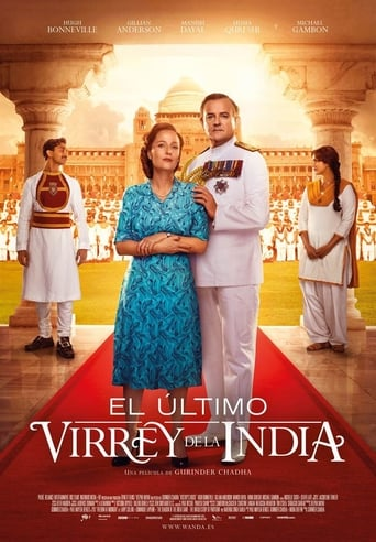 Poster of El último virrey de la India