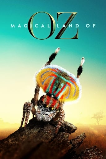 Poster of Magical Land of Oz