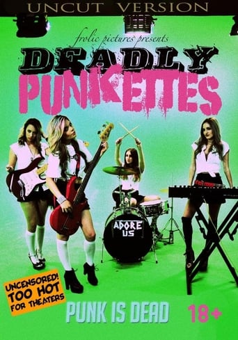 Poster of Deadly Punkettes