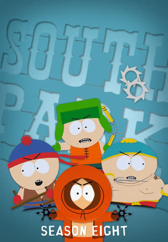 South Park 8ª Temporada - Poster