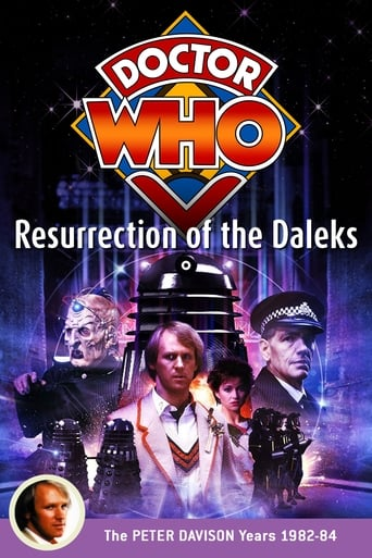 Poster of Doctor Who: Resurrection of the Daleks