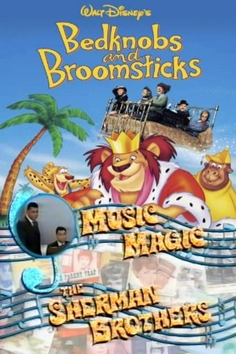Poster of Music Magic: The Sherman Brothers - Bedknobs and Broomsticks