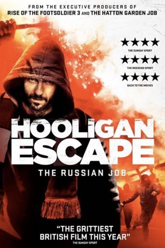 Poster of Hooligan Escape The Russian Job