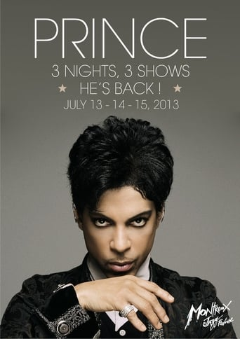 Poster of Prince - 3 Nights, 3 Shows