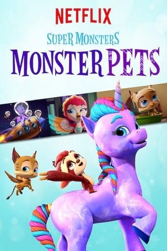 Les petits Animaux des Super Mini Monstres