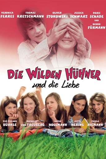 Poster of Wild Chicks in Love
