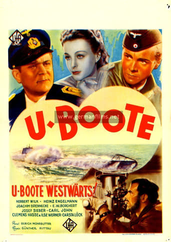 Poster of U-Boat, Course West!
