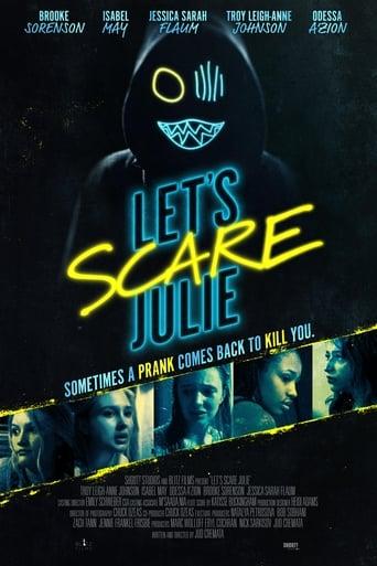Let's Scare Julie Poster
