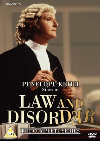 Poster of Law and Disorder
