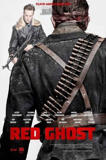 Poster of Red Ghost
