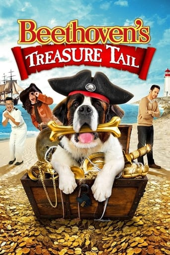 Beethoven's Treasure Tail (2014) - poster