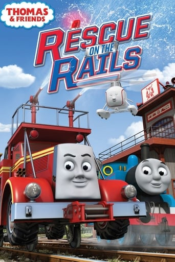 Poster of Thomas & Friends: Rescue on the Rails