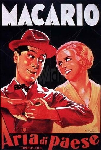 Poster of Aria di paese