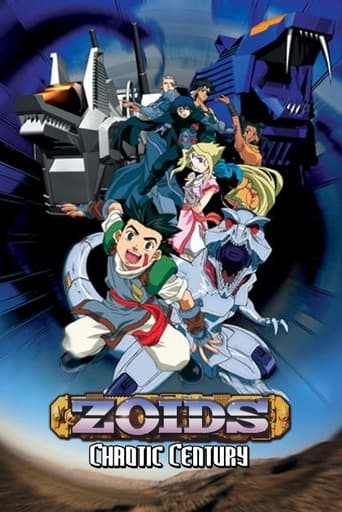 Poster Zoids: Chaotic Century
