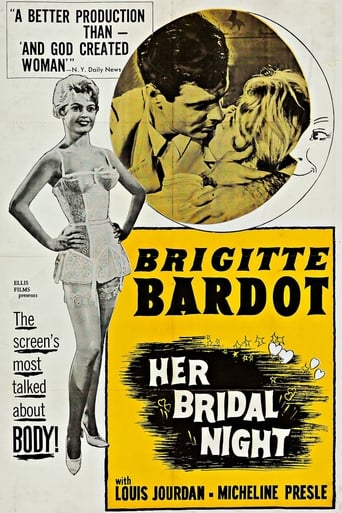 Poster of Her Bridal Night