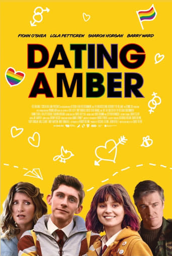 Dating Amber Poster