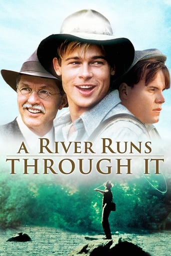 Poster of A River Runs Through It