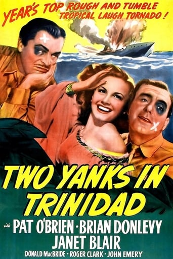 Poster of Two Yanks in Trinidad