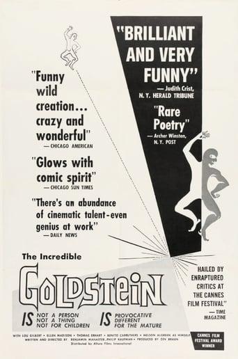Poster of Goldstein