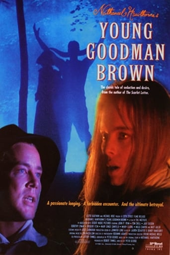 Poster of Young Goodman Brown