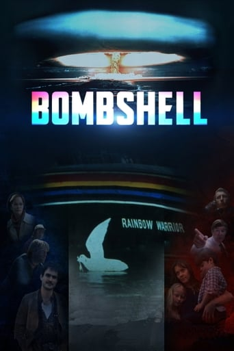 Poster of Bombshell - The Sinking Of The Rainbow Warrior
