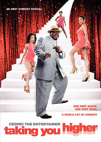Poster of Cedric the Entertainer: Taking You Higher