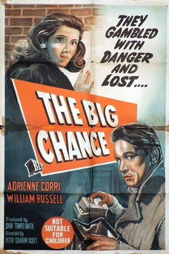 Poster of The Big Chance