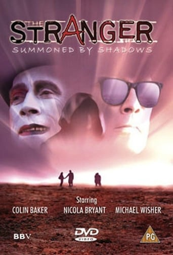 Poster of The Stranger: Summoned by Shadows