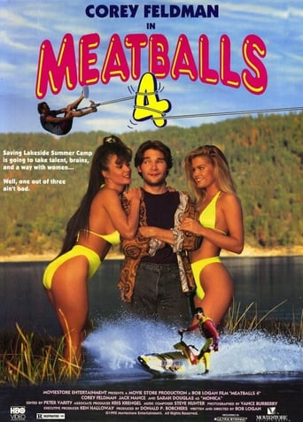 Poster of Meatballs 4